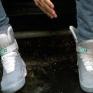 Itt a Vissza a jövőbe önbefűzős cipője!