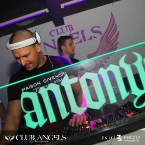 Antonyo Live@ Club Angels Zalaegerszeg II.születésnapi party