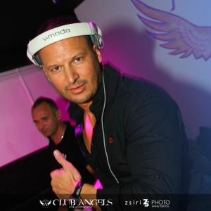 Antonyo@Club Angels Summer Breeze After Party