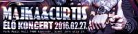 Majka&Curtis Live Koncert