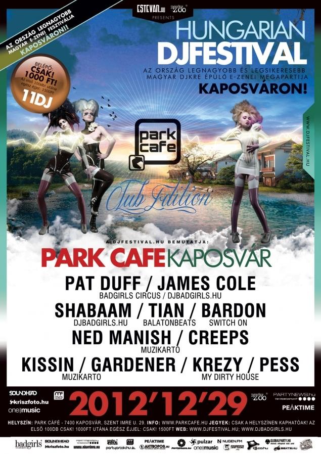 Hungarian DJ Festival!