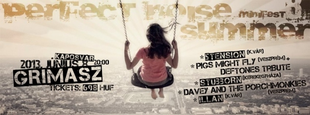 Perfect Noise minifest VIII. summer edition