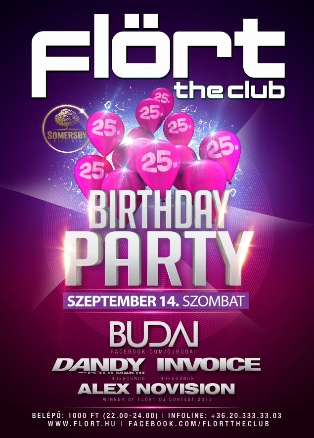 25. Birthday Party