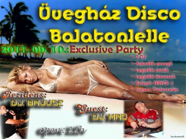 Exclusive party