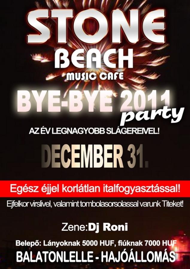 Bye-Bye party 2011
