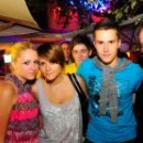 2010. 08. 14. szombat - Saturday Night Fever - Bacardi Music Café (Siófok)